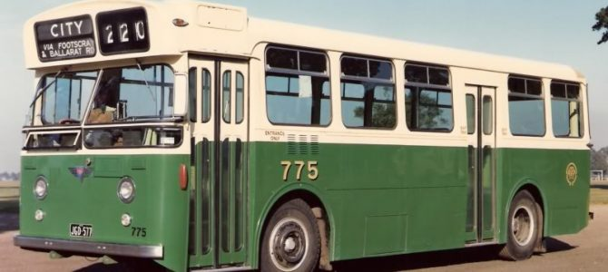 Melbourne Government <br> Bus Routes <br>1971 to 1993: <br> 200 – 377 <br> &  600 – 602