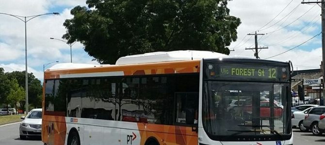 2017-01-29: Ballarat Bus Boost
