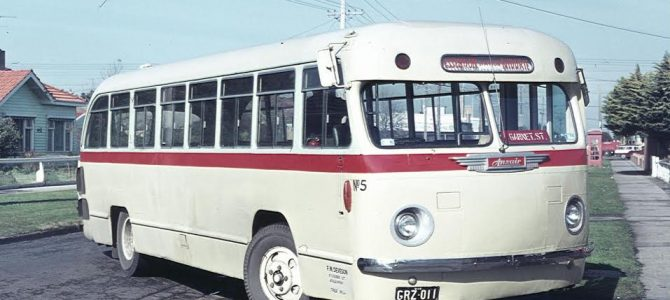 Deveson's Bus Service
