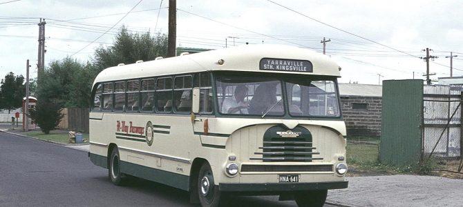 Hi-Way Busways (Sherry / Middleditch)