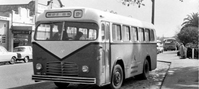 Hill's Bus Service