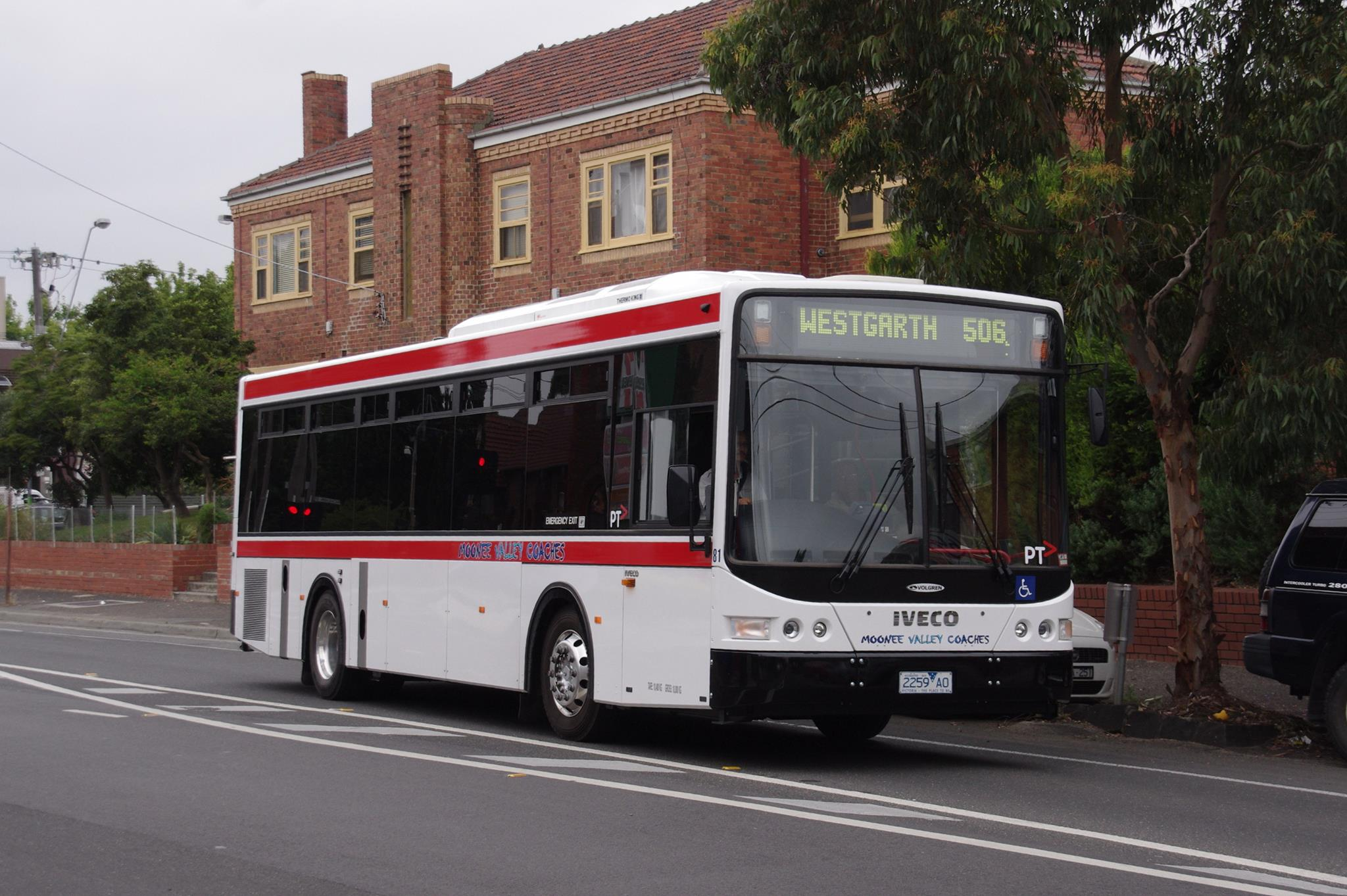 Public Holiday Inconsistencies On Melbourne S Buses Bcsv