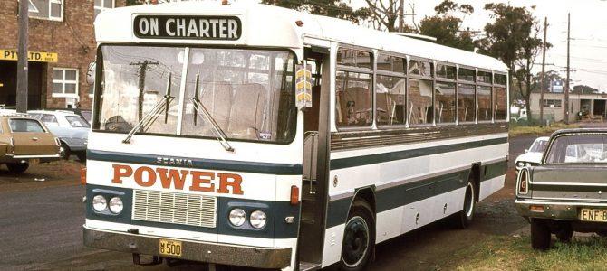 Scania – 1960s to 1980s in Australia