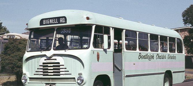 Bentleigh Bus Lines (Suhr)
