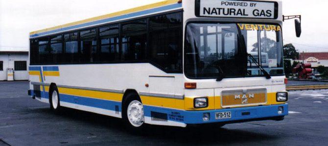 Ventura VFD 512: C.N.G. M.A.N. demonstrator