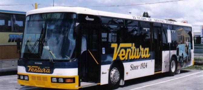 Ventura #829 (ex #14): 75 year anniversary
